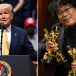 'What the hell ...?' Trump mocks the triumph of 'Parasite' at the Oscars