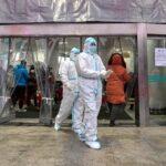 Coronavirus deaths rise to 2441 Italy imposes quarantine and Iran has almost 700 suspected cases