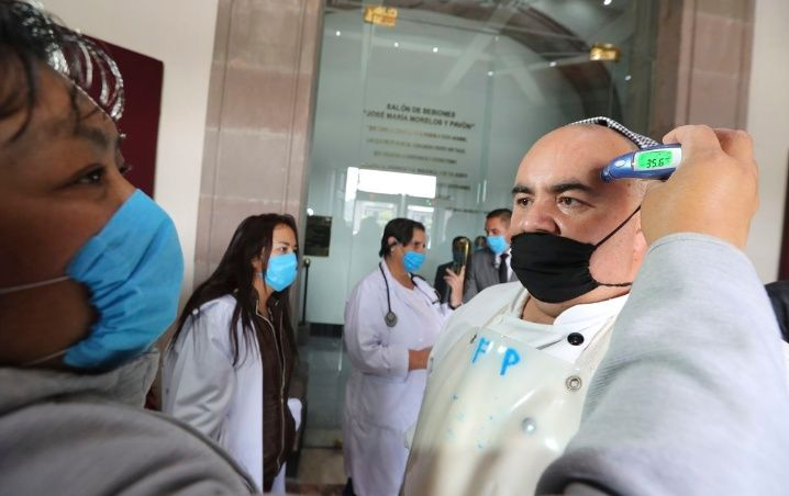 Edomex Number Of Coronavirus Infections Rises To 35