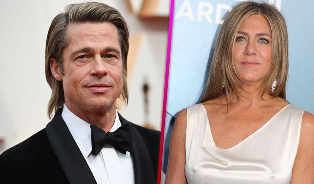 Brad Pitt And Jennifer Aniston Quarantine Together Says Half American