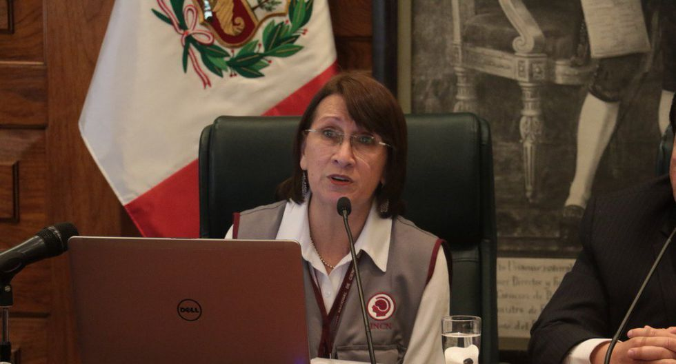 Former Minister of Health and head of COVID-19 Operations Command, Pilar Mazzetti, said in Arequipa the shortage of medical equipment in Peru