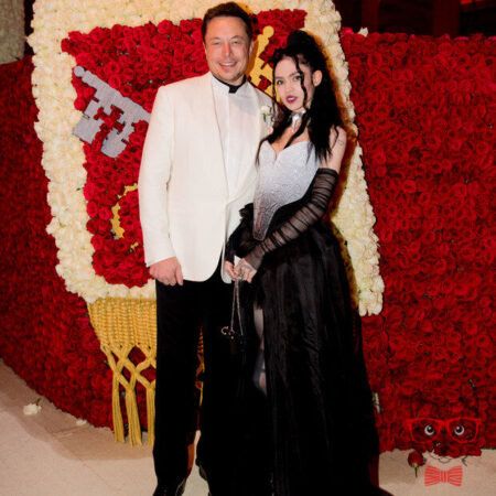 Elon Musk And Grimes Are Recognized As One Of Hollwyoods Most Flamboyant Couples
