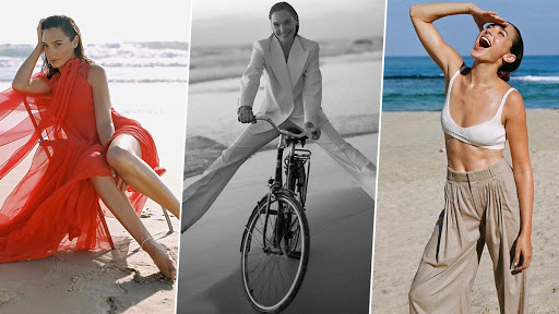 Sensuous Chirpy Happy The Many Mood Of Gal Gadot In Her New Vanity Fair Photoshoot