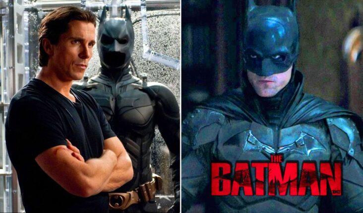 The Batman Movie, Reeves, Robert Pattinson