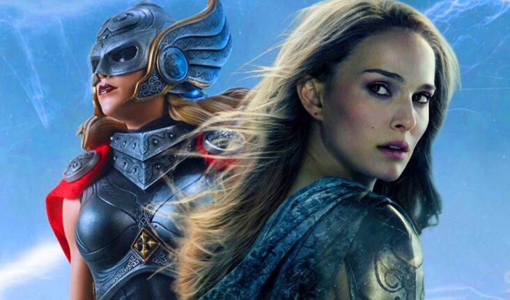 Thor 4 : Love And Thunder, Jane Foster, Natalie Portman