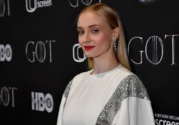 Sophie Turner Has A Prop From Game Of Thrones On Display In Her Home 1598263341