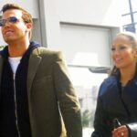 Ben Affleck And Jennifer Lopez In 2002.