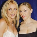 Britney Spears And Madonna In 2003.