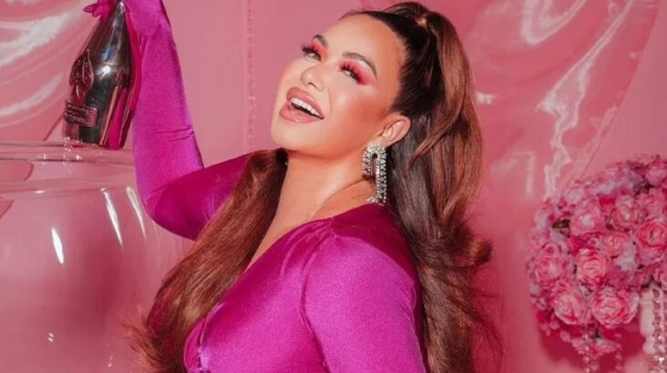 Chiquis Rivera Takes Off Her Clothes To Promote Her New Song
