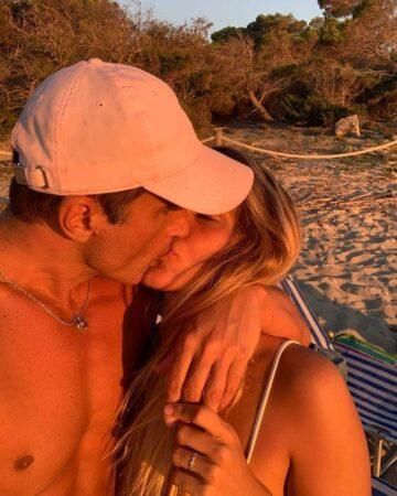 Ivana Icardi Confessed That The Yes I Want With Hugo Sierra Photo