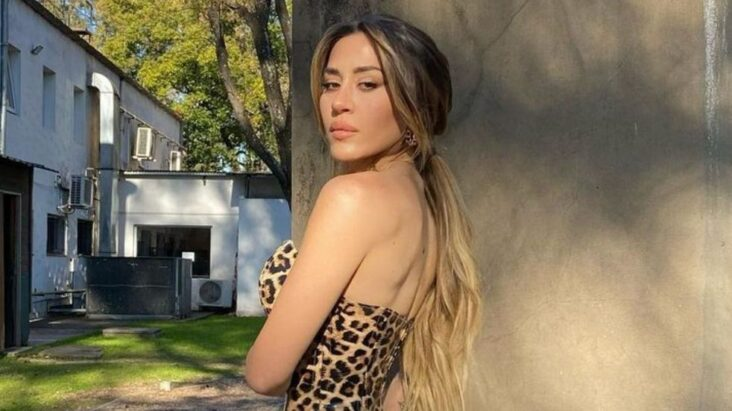 Jimena Baron Confessed Her Desire To Travel To Mendoza To Have A Night Of Passion In A Cabin