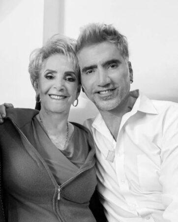 María Del Refugio And Alejandro Fernández