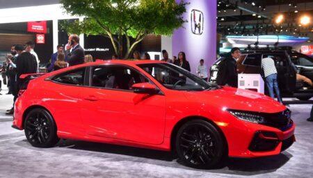 The 2021 Honda Civic