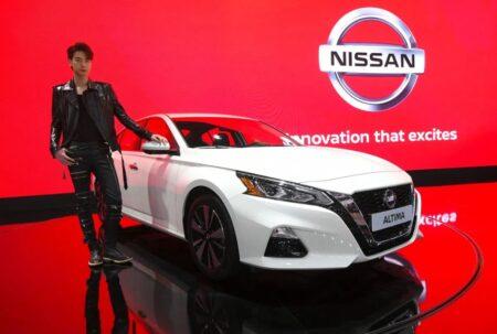 The 2021 Nissan Altima