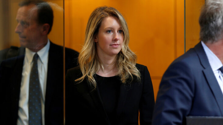 Ex-Boyfriend Of Mistreatment In The Trial For The Fraud Of Her Firm Theranos
