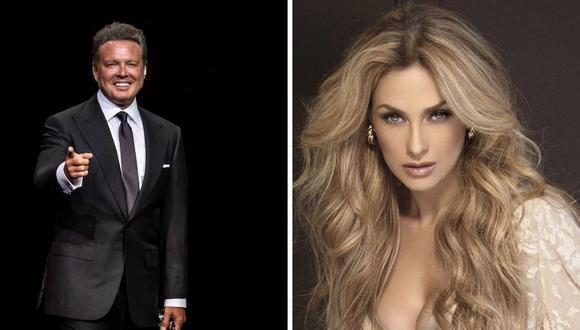 Aracely Arambula And Luis Miguel Had A Relationship Between 2005 And 2009