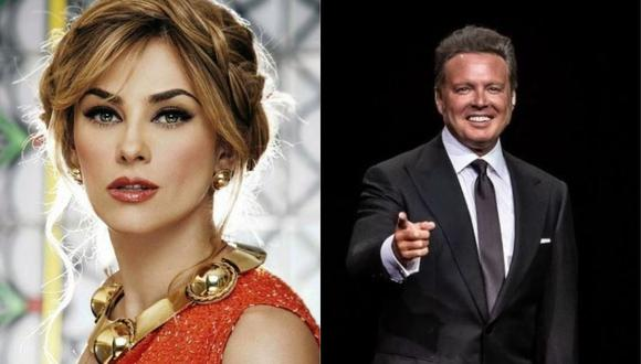 Aracely Arámbula Assures That Luis Miguel Does Not Fulfill As A Father. (Photo: Instagram / Aracely Arámbula -Luis Miguel)