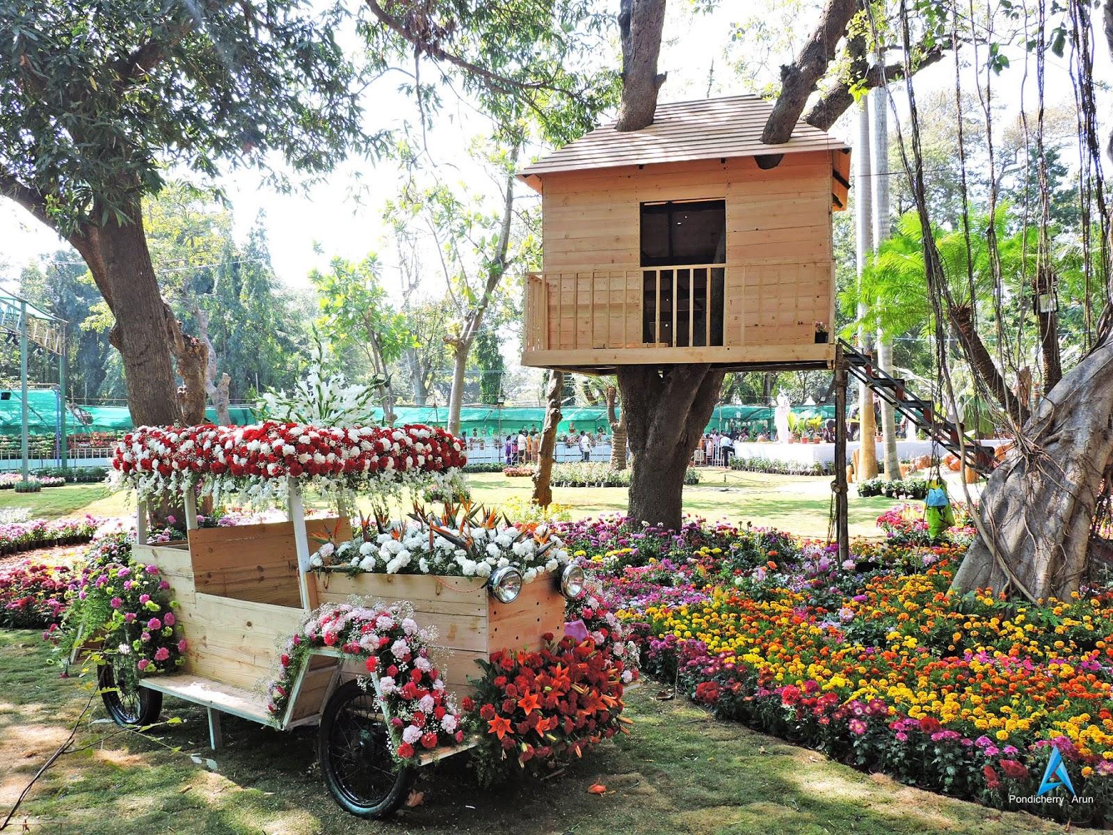 Botanical Garden Pondicherry