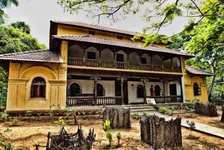 Elevation Of Dakshina Chitra Museum