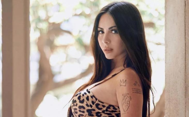 Jimena Sánchez Looks Amazing In Her Latest Photo   Photo: Instagram Jimena Sánchez