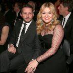 Kelly Clarkson And Her Ex Husband Brandon Blackstock.