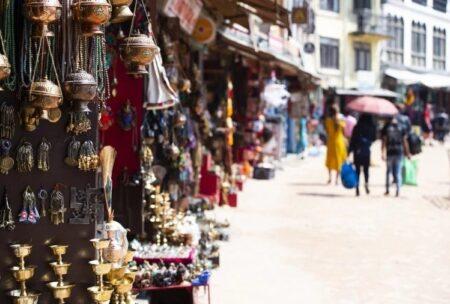 Manali Bazaar