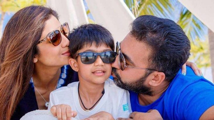Shilpa Shetty Family