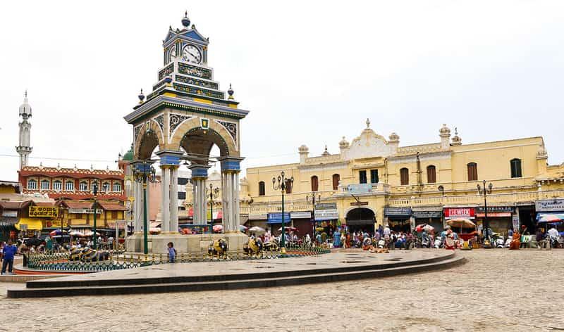 Devraja Market