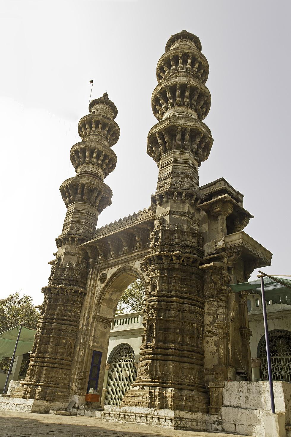 Jhulta Minar 1