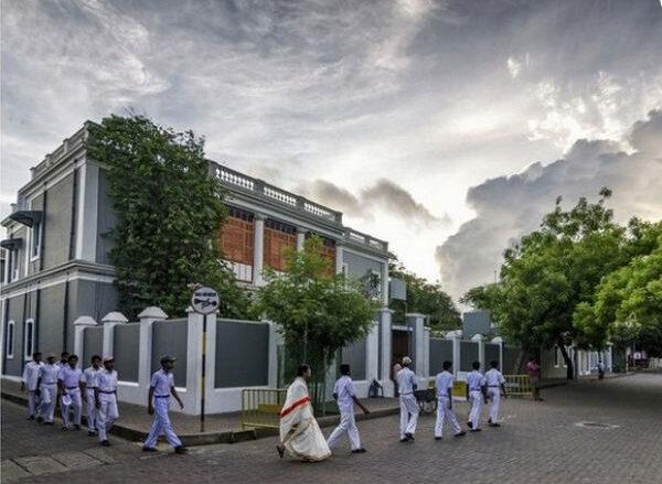Sri Aurobindo Ashram E1631173223706