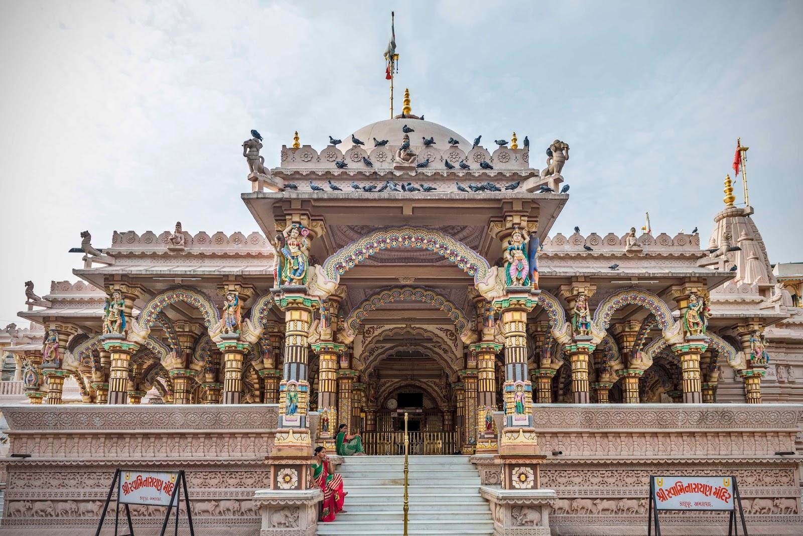 Swaminarayan Temple 3