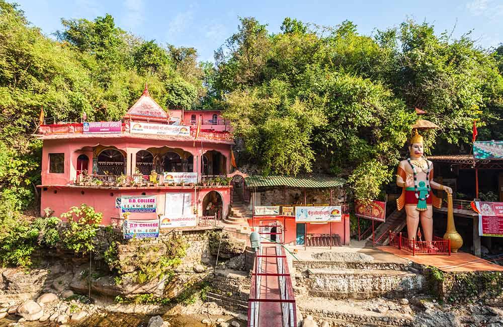 Tapkeshwar Temple 1