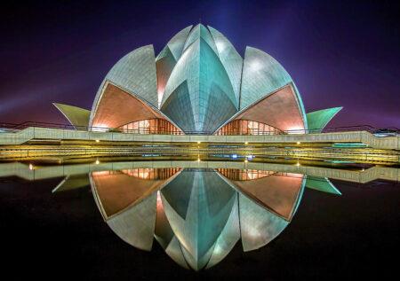 The Lotus Temple Jiti Chadha