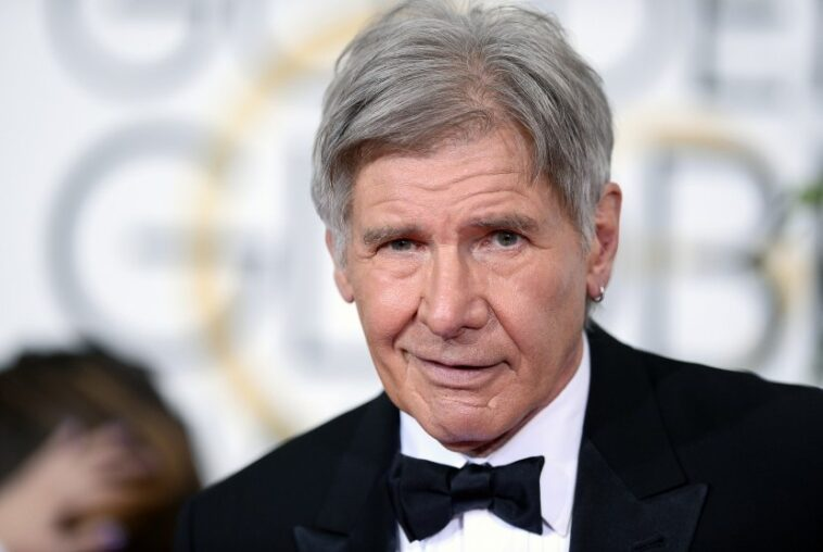 Actor Harrison Ford Injured His Shoulder While Filming Indiana Jones In June. Now, Shooting Continues In England Again.