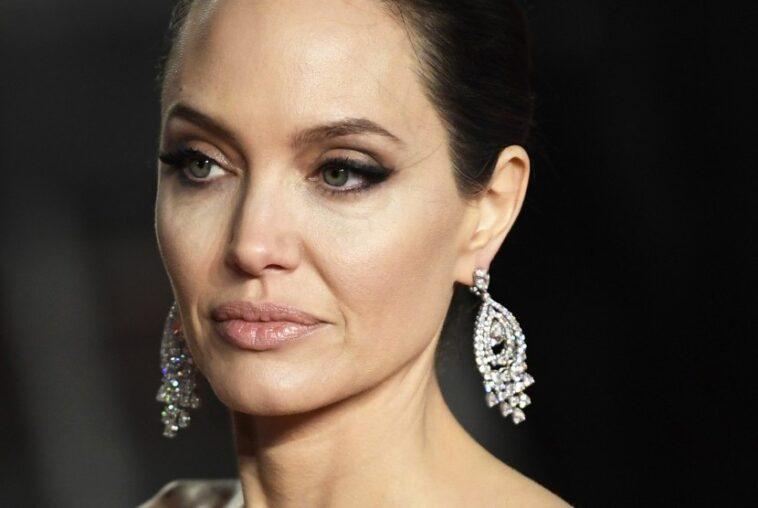 Angelina Jolie. Photo: Epa