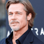 1/1 Brad Pitt Shows Off His Love For Motorcycles In The Most Expensive In The World Photo By Efe