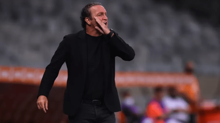 Cuca Completed 200 Matches In Charge Of Atletico Mg In Two Spells At The Minas Gerais Club