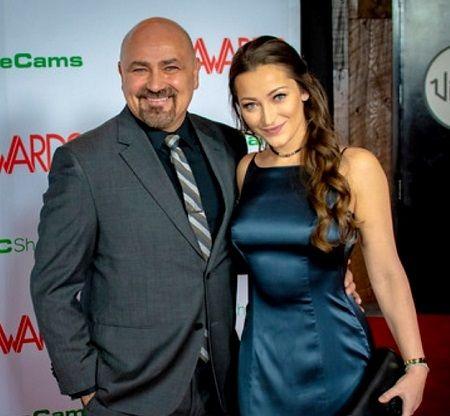 Dani Daniels With Her Husband Victor Cipolla
