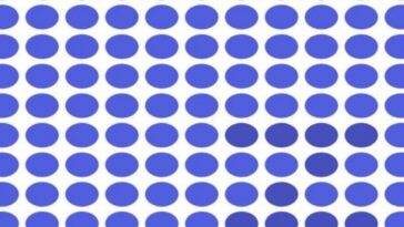 Find The Hidden Letter Between The Dots In Less Than 10 Seconds
