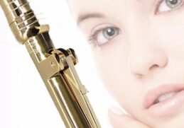 Hyaluron Pen Also Works For Body Treatments.