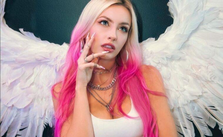 Katie Angel Is Flying
