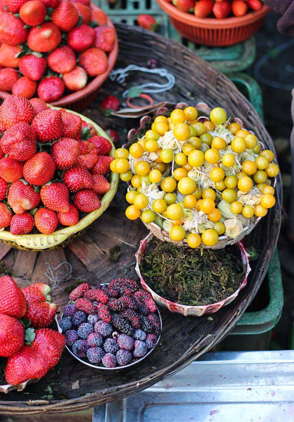 Mahabaleshwar Vegetable And Fruit Market 2
