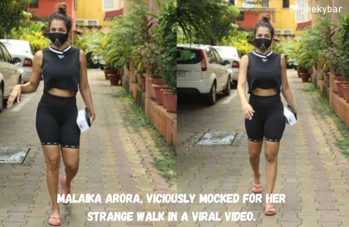 Malaika Arora Spotted