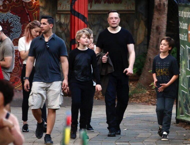 Nevada Alexander Musk Siblings