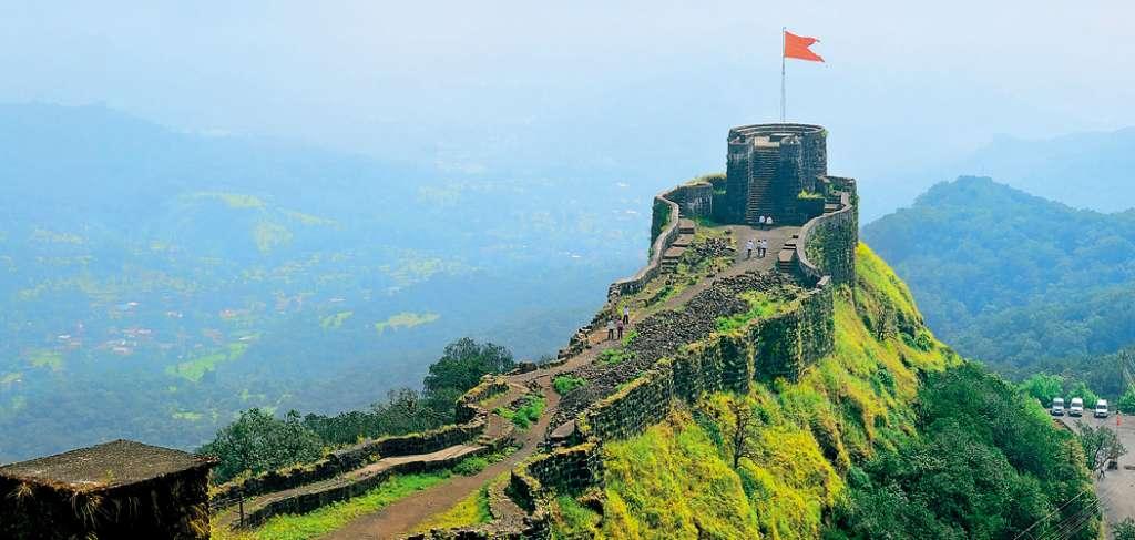 Pratapgad Fort 1