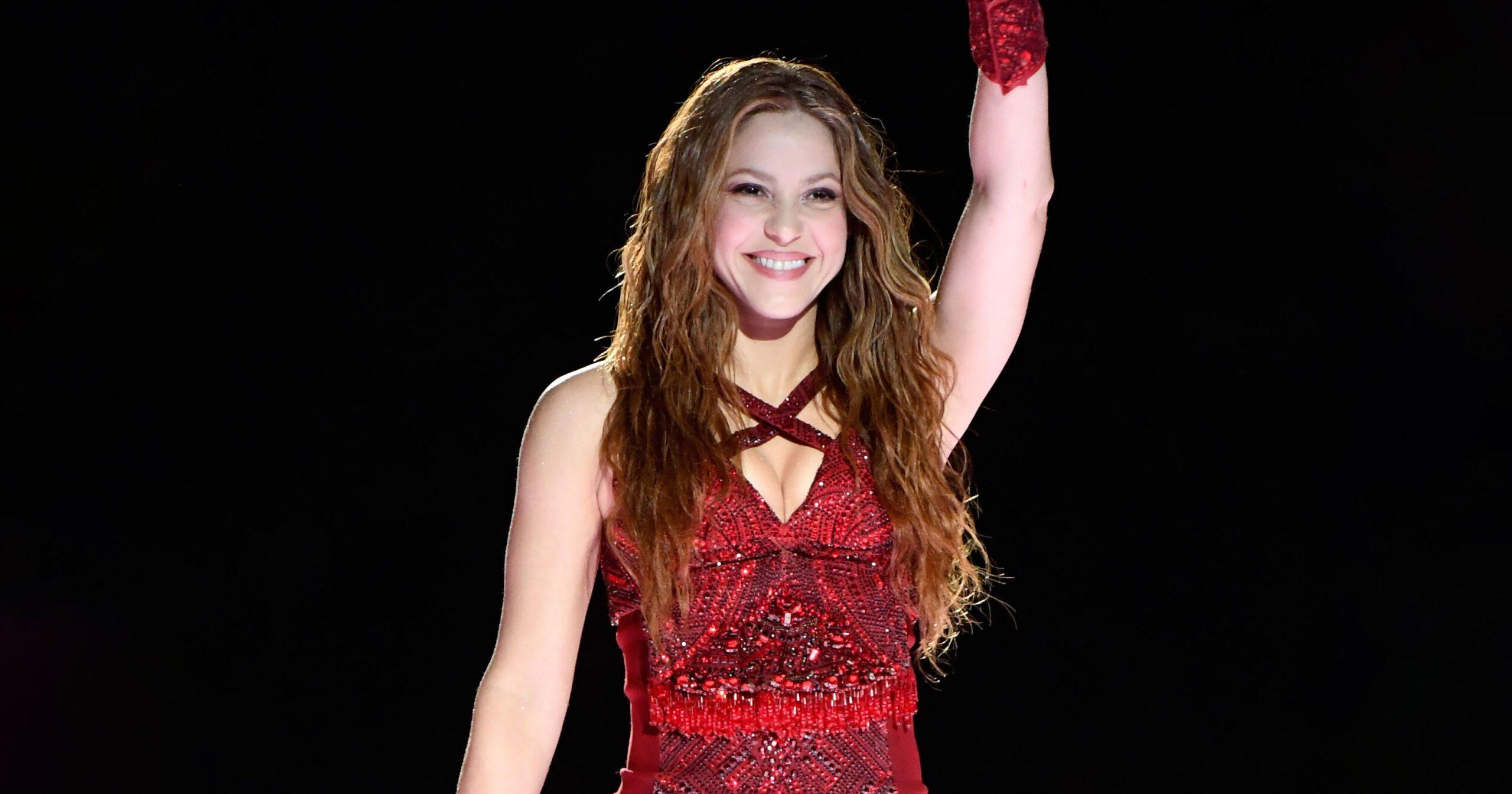 Shakira 1 Scaled