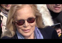 The Secret Song Sylvie Vartans Face Shocks Internet Users