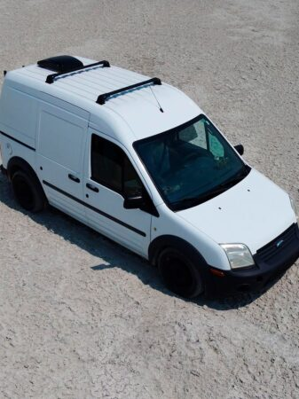 The Van In Which Gabby Petito And Her Boyfriend Were Traveling