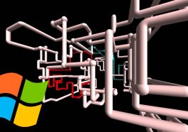Windows 3D Pipes Had A More Interesting Feature Than You Remember