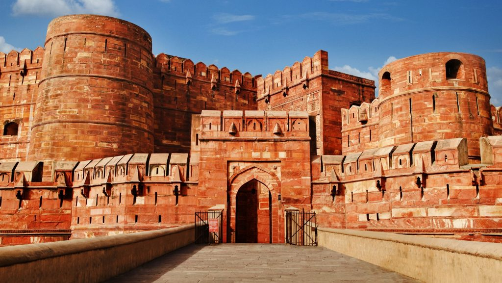 Agra Fort 4